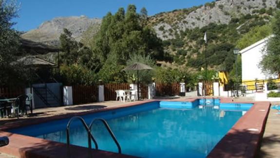 venta de complejo rural de casas rurales en la Serrania de Ronda
