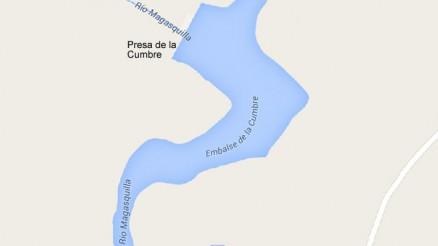 Presa de la Cumbre - Embalse de la Cumbre - Pantano de la Cumbre - Obras Hidraúlicas en Extremadura