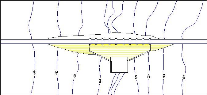 Navalmoral de la Mata Dam and Reservoir - Jarandilla de la Vera