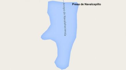 Presa de Navalcepillo - Embalse de Navalcepillo - Torrecampo