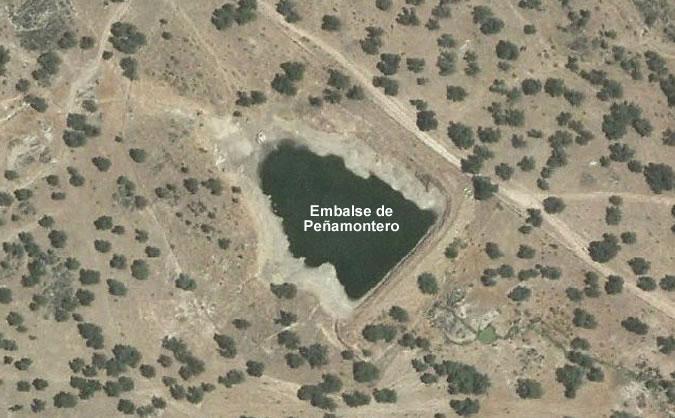 Embalse de Peñamontero - Presa de Peñamontero - Torrecampo - Pantano de Peñamontero - Embalse de Cortijo Obejuelo