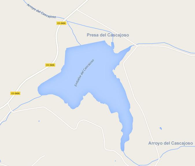 Cascajoso Reservoir - Hinojosa del Duque