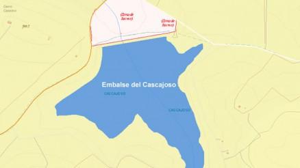 Presa del Cascajoso - Embalse del Cascajoso - Pantano del Cascajoso - Hinojosa del Duque - Water Dam