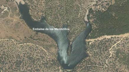 Presa de los Membrillos - Embalse de los Membrillos - Espiel - Dam