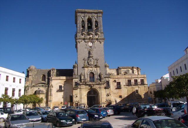 Basílica Menor de Santa Maria de la Asunción de Arcos de la Frontera