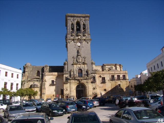 Basílica Menor de Santa María de la Asunción - Arcos de la Frontera - Provincia de Cádiz