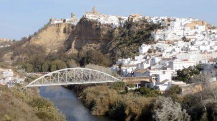 Puente de San Miguel - San Miguel Bridge, Arcos de la Frontera