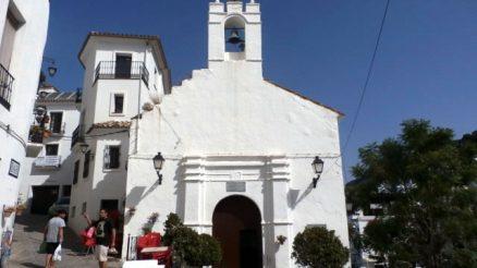 Iglesia Parroquial de San Sebastian - Ermita de San Sebastián - Casares