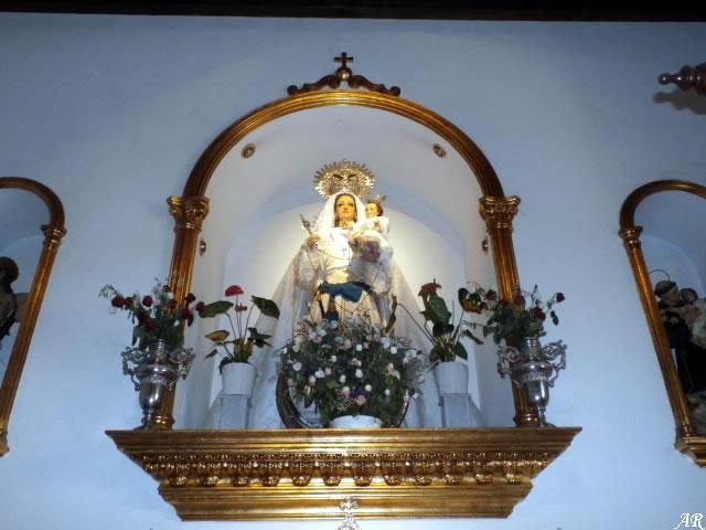 Iglesia Parroquial de San Sebastián - Ermita de San Sebastián - Casares - Nuestra Señora del Rosario del Campo