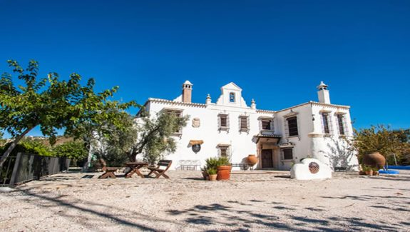 venta de cortijo en Montefrío - Farmhouse for sale in Montefrio, Granada, Spain