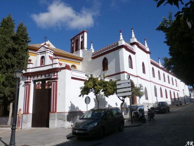 Convento de san francisco en lebrija for Alquiler de casas en lebrija sevilla