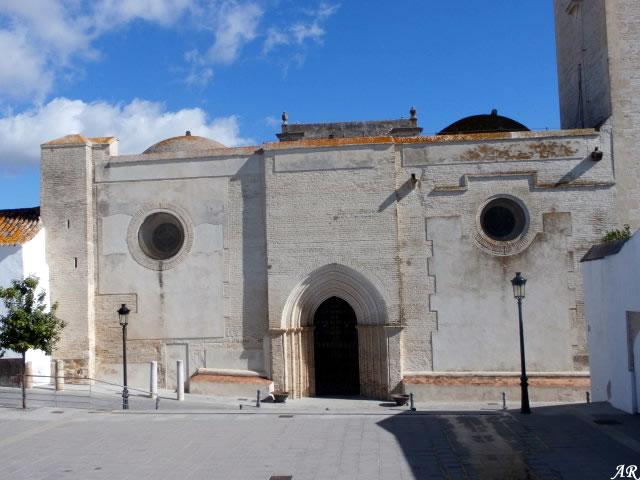 Santa Maria de la Oliva Church - Lebrija