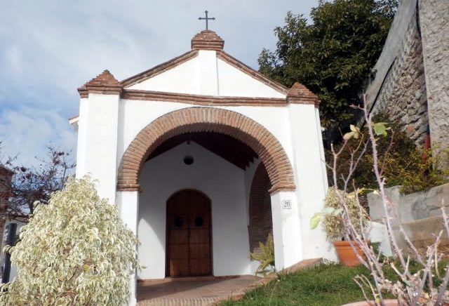 Ermita del Ecce-Homo o Ermita del Santo Cristo de la Caña - Chapel - Frigiliana