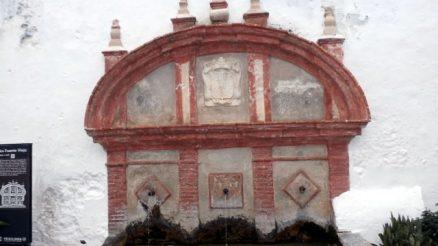 La Fuente Vieja - Old Fountain - Frigiliana