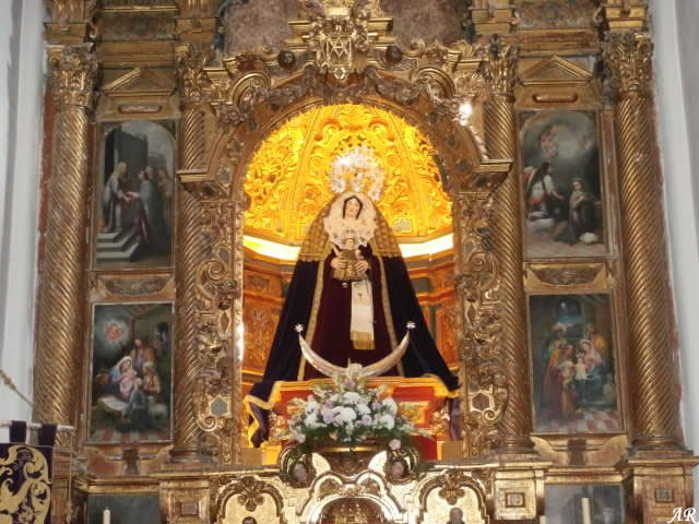 Shrine of Nuestra Señora del Castillo