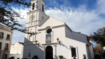 Iglesia de El Salvador - Nerja - Church