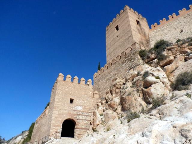 Alcazaba de almer a y murallas del cerro de san cristobal for Inmobiliarias de almeria