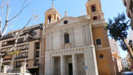 Iglesia Parroquial de San Pedro de Almería - Parish Church