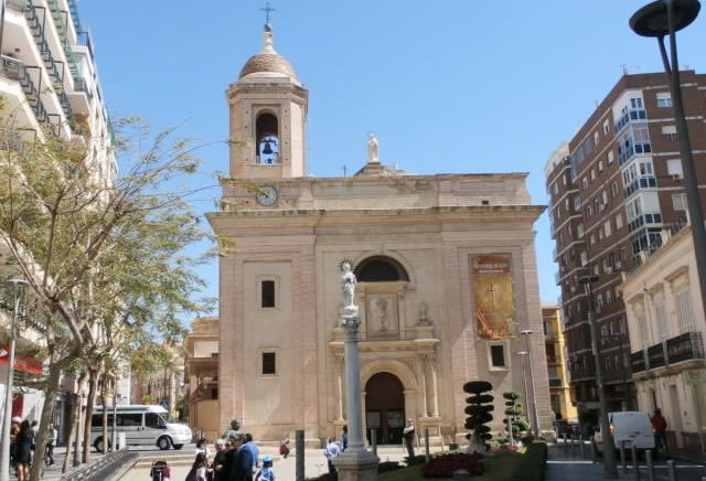 Iglesia Parroquial de San Sebastián - Almería - Parish Church