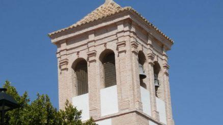 Iglesia de Nuestra Señora del Rosario de Santa Fe de Mondújar - Church