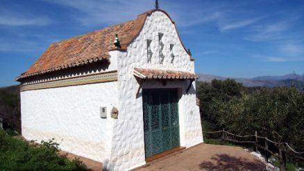 Ermita de la Candelaria de Benadalid - Hermitage - Chapel