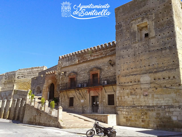 Castillo de Santaella