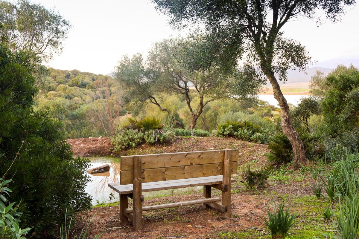 Las lomillas casa rural completa reserva ecol gica alcal de los gazules - Casa rural la reserva ...