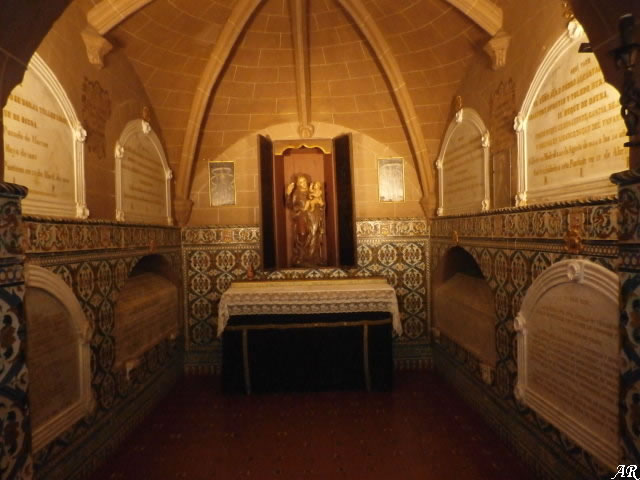 Sepulcro de los Duques de Osuna de la Colegiata - Insigne Iglesia Colegial de Nuestra Señora de la Asunción