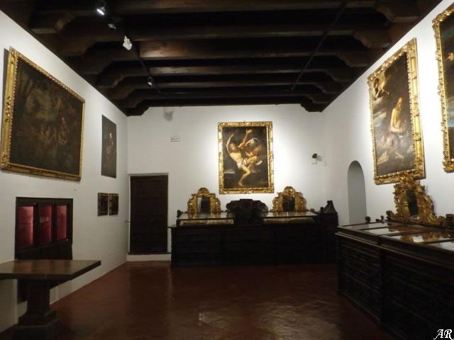 Museo de Arte Sacro de la Colegiata - Insigne Iglesia Colegial de Nuestra Señora de la Asunción