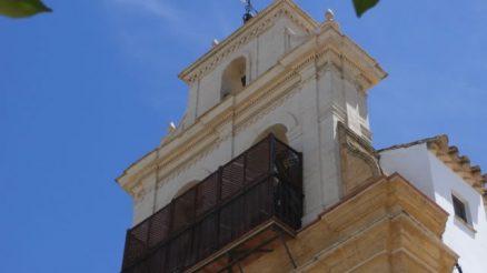 Iglesia - Convento de San Pedro - Osuna