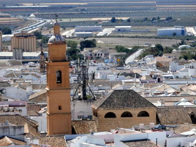 Osuna - Iglesia de San Carlos El Real - Monumentos de Osuna