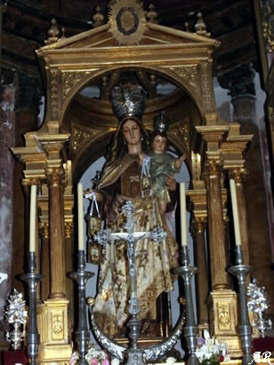 Templo Religioso de Puerto Real