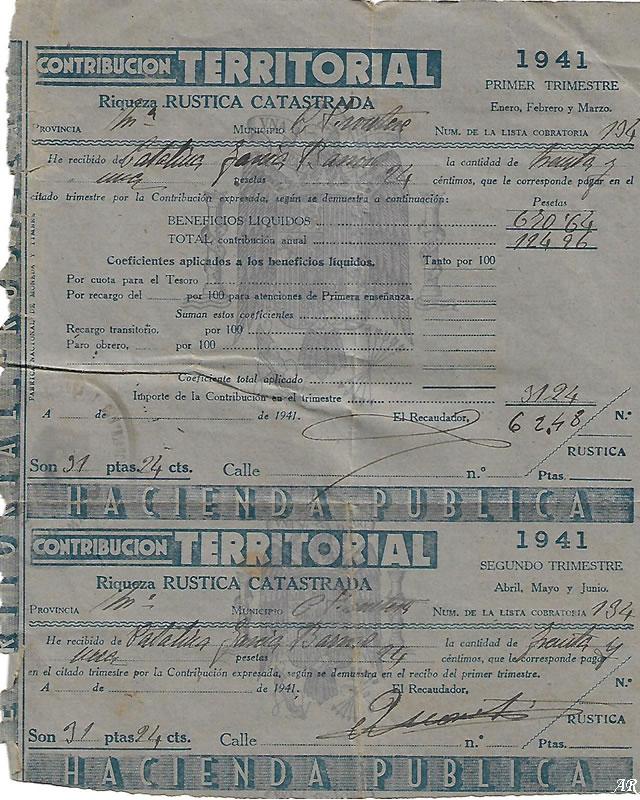 cortes-de-la-frontera-contribucion-territorial-1941