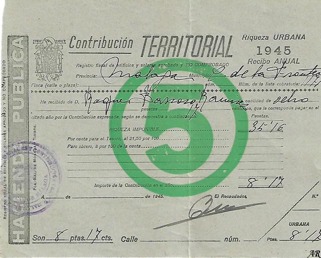 cortes-de-la-frontera-contribucion-territorial1-1945