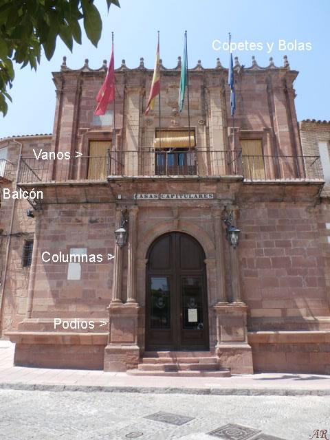 Ayuntamiento de Montoro - Casas Consistoriales - Casas Capitulares