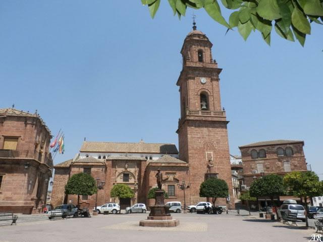 Montoro - Parroquia de San Bartolomé