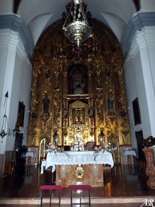 Nuestra Señora del Carmen Parish Church - Montoro