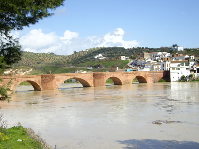 Doncellas or Donadas Bridge - Montoro