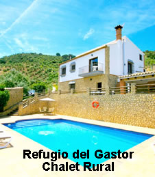 Retreat of Gastor - El Gastor - Cádiz