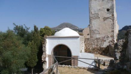 Ermita de la Vera Cruz - Casares - Chapel