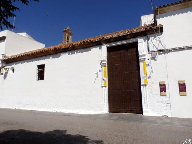 Conil de la Frontera - Shrine-Chapel of Nuestro Padre Jesus Nazareno