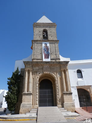 Church of Nuestra Señora de las Virtudes (Church of Our Lady of Virtues) - Conil de la Frontera