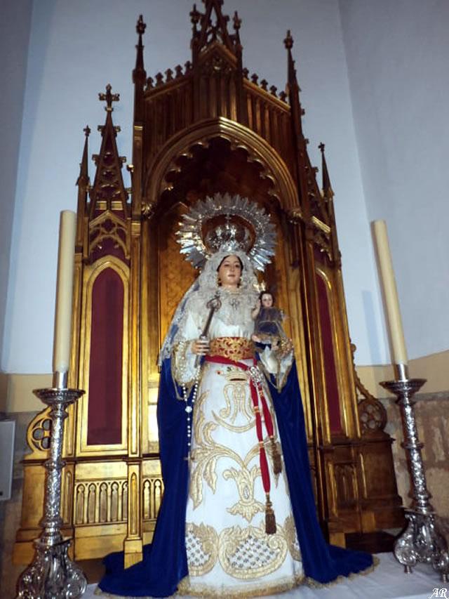 María Santísima de la Encarnación - Osuana
