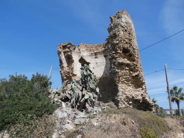 Caida or Quebrada Watchtower - San Roque
