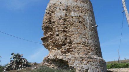 Torre Caída de Guadiaro o Torre Quebrada - San Roque