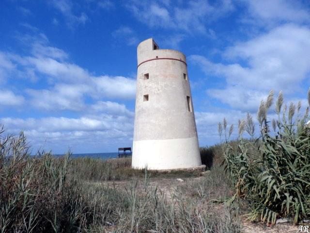 El Palmar Watchtower or Torre Nueva - Vejer de la Frontera
