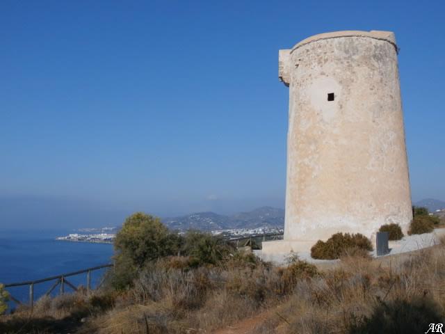 Torre de Maro - Torre Vigía de Maro - Torre de Calaturcos