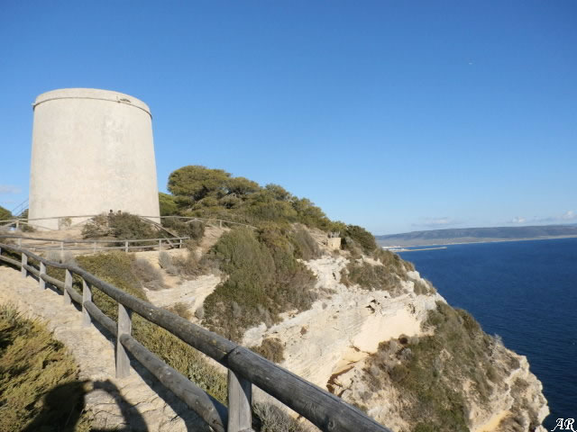Tajo Watchtower - Barbate