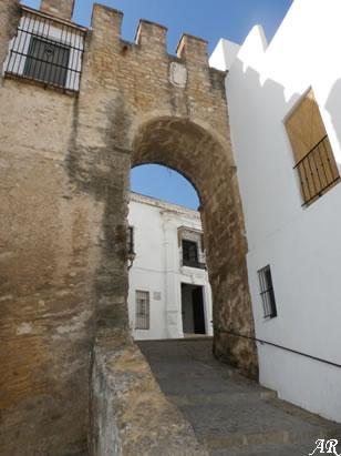 Arco de Sancho IV - Vejer de la Frontera