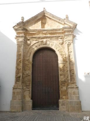 Vejer de la Frontera - Iglesia del Convento de la Concepción 17/09/2017